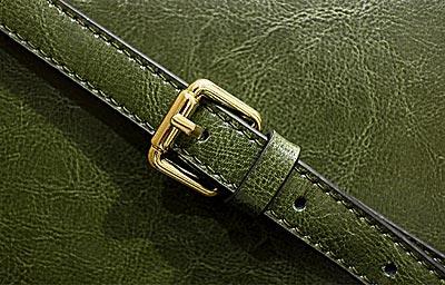 элемент сумки кожа рециклированая прессованная bonded leather