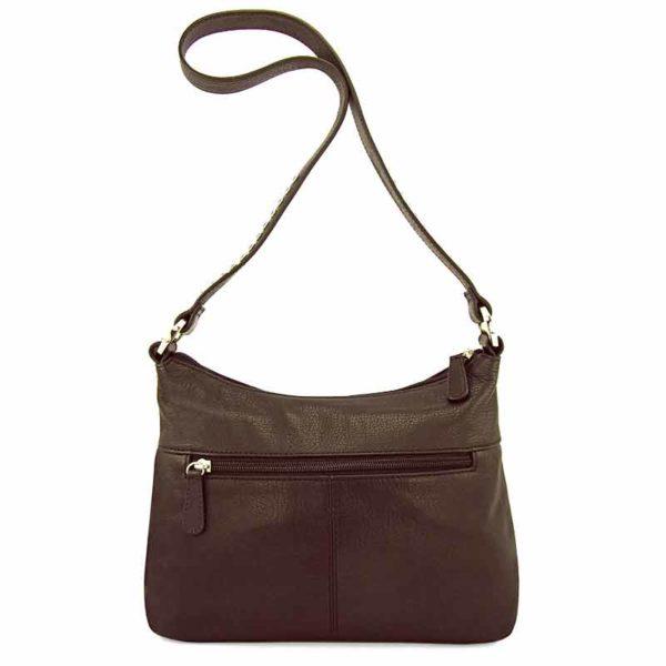 сумка женская из натуральной шерсти и кожи Ohh! Ashley