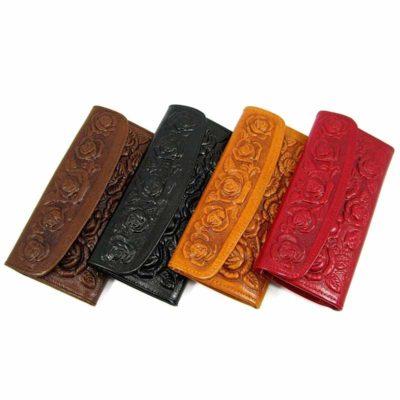 Кошельки из натуральной кожи для женщин Companero несколько цветов