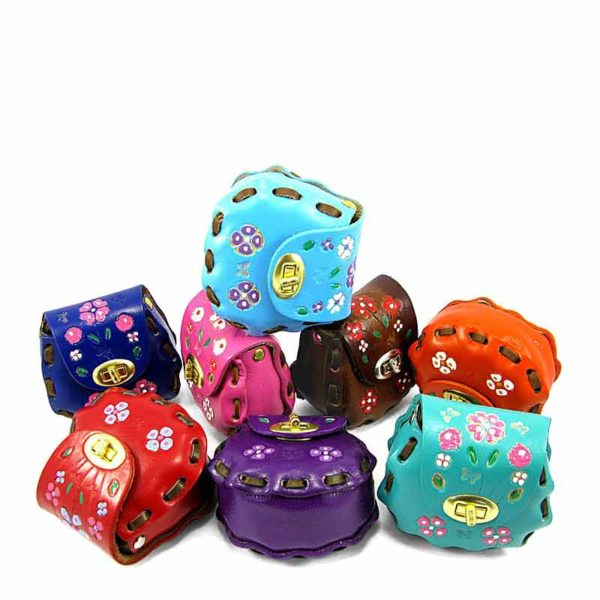 Сумочки кожаные для детей Companero несколько цветов